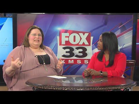 Lynn Vance on KMSS FOX 33 Good Day - YouTube
