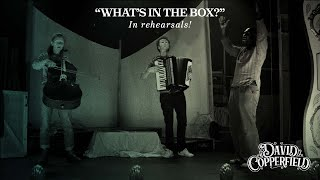 'What's in the Box?' - Composed by Chris Larner