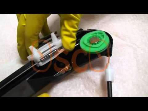 FORD FOCUS ELECTRIC WINDOW REGULATOR REAR-RIGHT