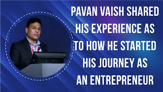 Pavan Vaish at Entrepreneur India 2011