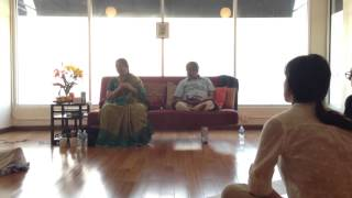Yoga Ethics: A Real World View of Brahmacharya with Jayashree and Narasimhan at Miami Life Center