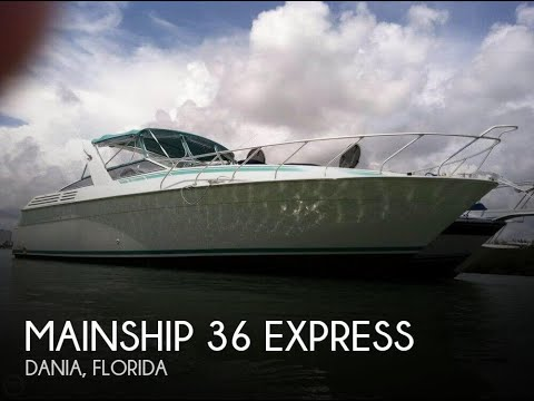 [UNAVAILABLE] Used 1992 Mainship 36 Express in France