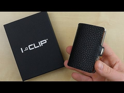 ICLIP - das ULTIMATIVE Slim Wallet? // EDC // REVIEW // TEST  [DEUTSCH]