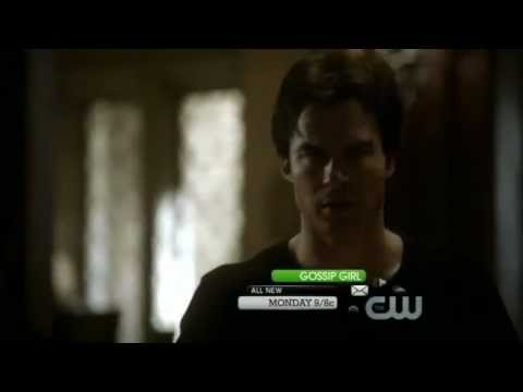 #TVD - What did you do?! Huh? (Stefan and Damon Fight) #Defan