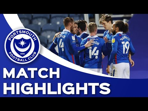 Portsmouth Oxford Utd Goals And Highlights