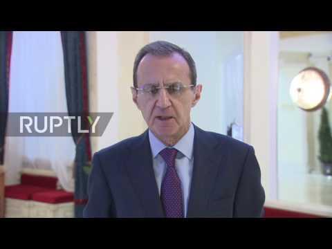 Russia: Churkin 'undoubtedly an outstanding diplomat' - former UNOG head Ordzhonikidze