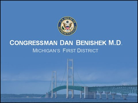 Dr. Benishek inquires about Michigan's nuclear spent fuel storage facility