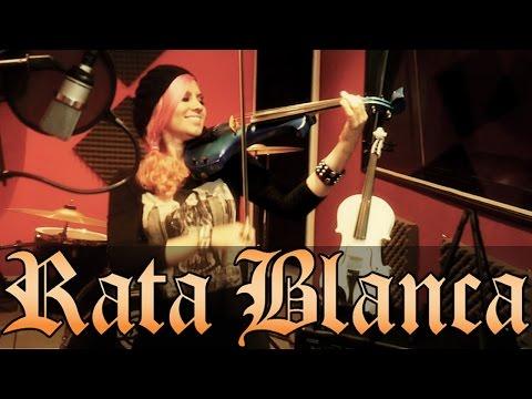 RATA BLANCA 💿 en VIOLIN ELECTRICO!! (El hada y el mago/Mujer amante)