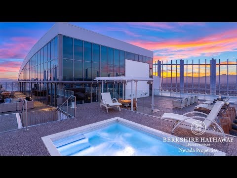 Palms Place Penthouse | The Eighth Wonder | Las Vegas NV
