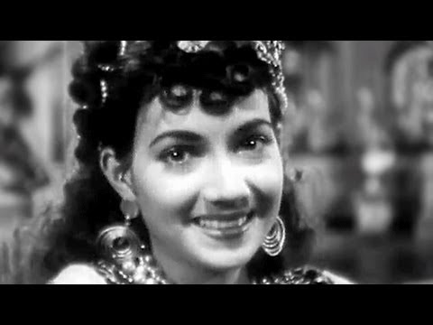 Sharmake Lajake  Asha Bhosle, Shakeela, Alibaba And 40 Thieves Song