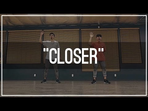 "Chainsmokers ""Closer"" Choreography by Anthony Lee & Charles Nguyen ft. D-Trix, Mike Song"