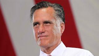 Mitt Romney Says Donald Trump Would Drive U.S. Into Recession