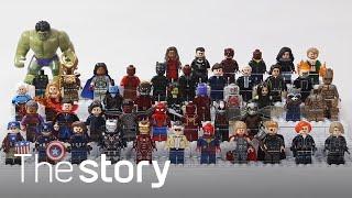 [덕후발굴단] 마블 스튜디오 10주년! 레고 피규어로 MCU를 구현하다 : 레고 피규어 커스텀, 이여준 (ENG/KOR/JPN sub)