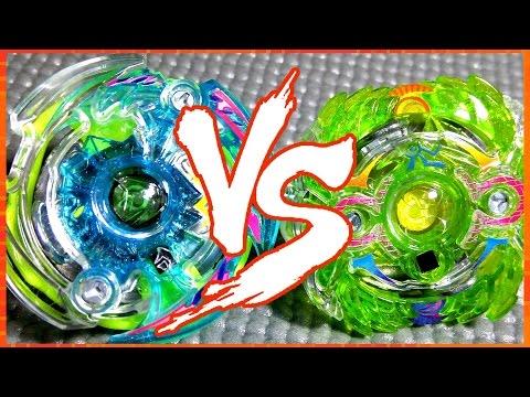 Dark Deathscyther .J.O vs Holy Horusood .T.O - BATALHA BEYBLADE BURST!! ベイブレードバースト