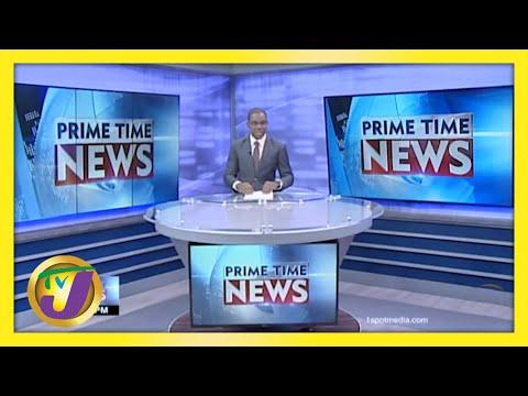 Jamaica's News Headlines   TVJ News