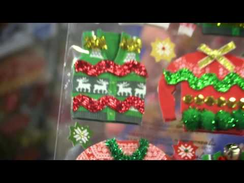 Paper House - New Christmas Stickers - SPC Summer 2016