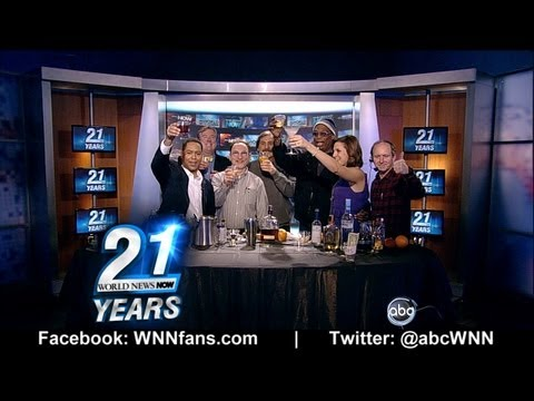 WNN Turns 21: Original Staff Members