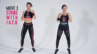 STRONG BY ZUMBA® DEMO HIIT WORKOUT MIT ANJA ZEIDLER
