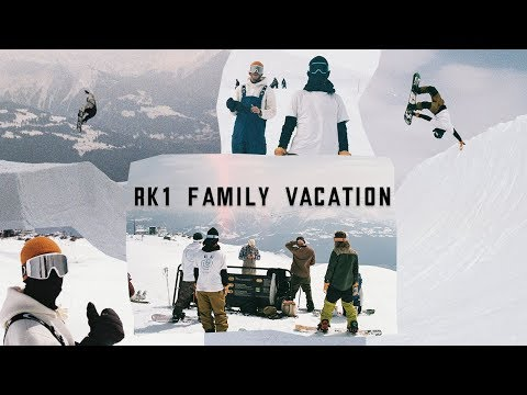 RK1 Family Vacation—Sandbech, Alek Oestreng, Len Jørgensen, Torgeir Bergrem and More