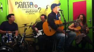 """Leo Mucuri canta """"Nega"""" no Porto Aberto, música vencedora de 26/nov/2012"""