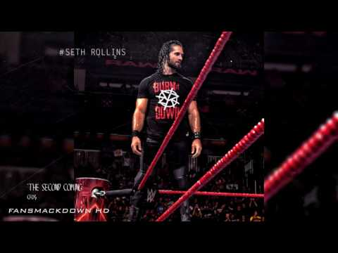 "WWE | ""The Second Coming"" (3rd Version) (w/Quote) by CFO$ (Seth Rollins 7th Theme Song)"