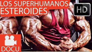 Repeat youtube video LOS SUPER HUMANOS - ESTEROIDES - NATGEO DOCUMENTAL COMPLETO HD