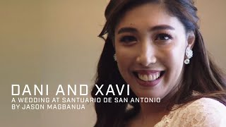 Dani and Xavi: A Wedding at Santuario de San Antonio Parish