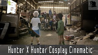 [4k UHD] Hunter X Hunter Phantom Troupe Cosplay Cinematic