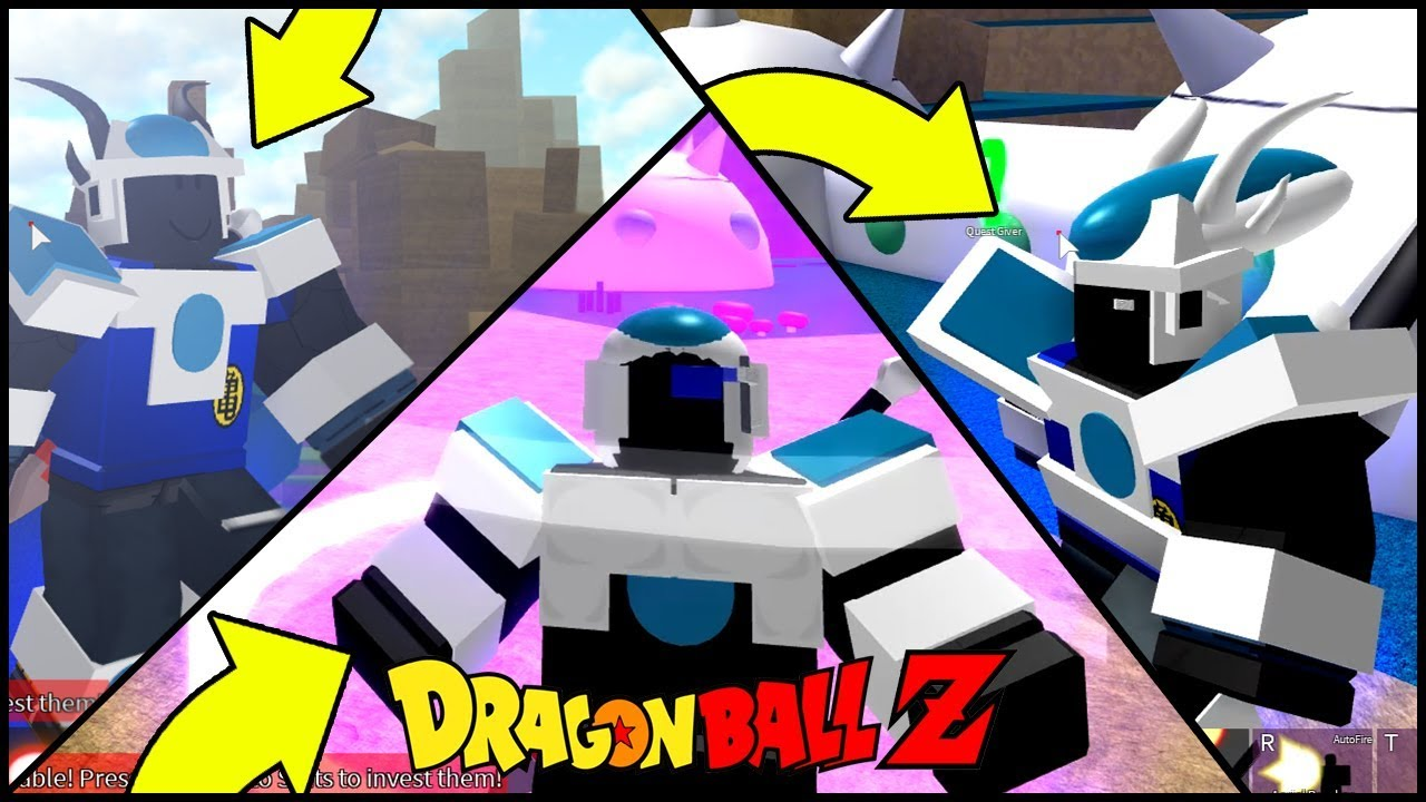 Becoming Final Form Frieza | New Race | Dragon Ball Z Final Stand Roblox |  iBeMaine