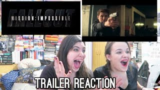 MISSION IMPOSSIBLE: FALLOUT TRAILER REACTION