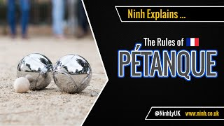 The Rules of Pétanque (Boules) - EXPLAINED!