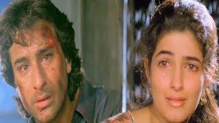 Saif, Twinkle, Shakti Kapoor, Dil Tera Diwana - Scene 10/14