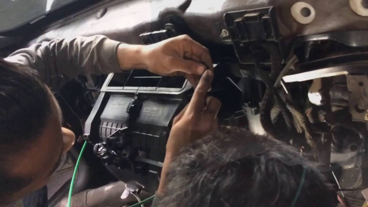 Ganti Evaporator Peugeot 406 D8 Part 2 Youtube Motor Blower Kamil