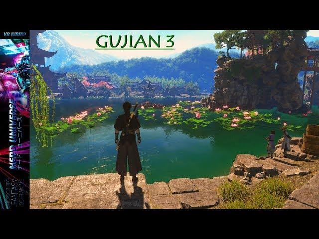 Gujian 3 Gameplay - Eine versteckte RPG-Perle? Hack & Slay Martial Arts Action [Deutsch] Livestream