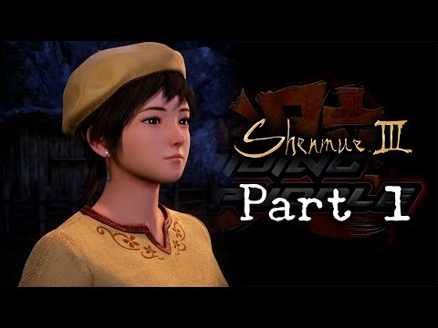Stuck With This Homeless Girl AGAIN? | Aris Plays Shenmue III: Part 1