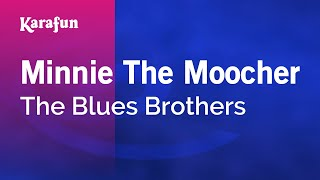 Karaoke Minnie The Moocher - The Blues Brothers *