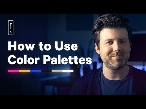 How to Apply a Color Palette to Your Design – Tutorial
