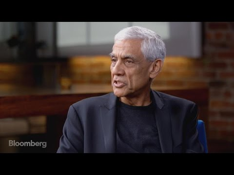 Venture Capitalist Vinod Khosla Says Clean Tech a Good Investment