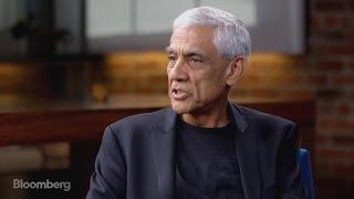 Venture Capitalist Vinod Khosla Says Clean Tech a Good Investment