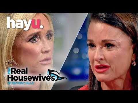 Kyle Richards Has a Panic Attack | The Real Housewives of Beverly Hills | Season 5