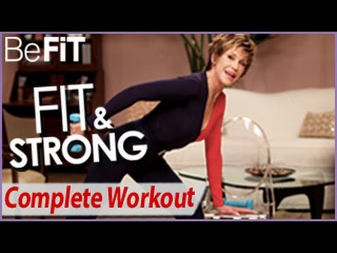 Jane Fonda: Fit and Strong Workout