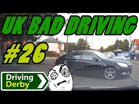 UK Bad Driving (Derby) #26
