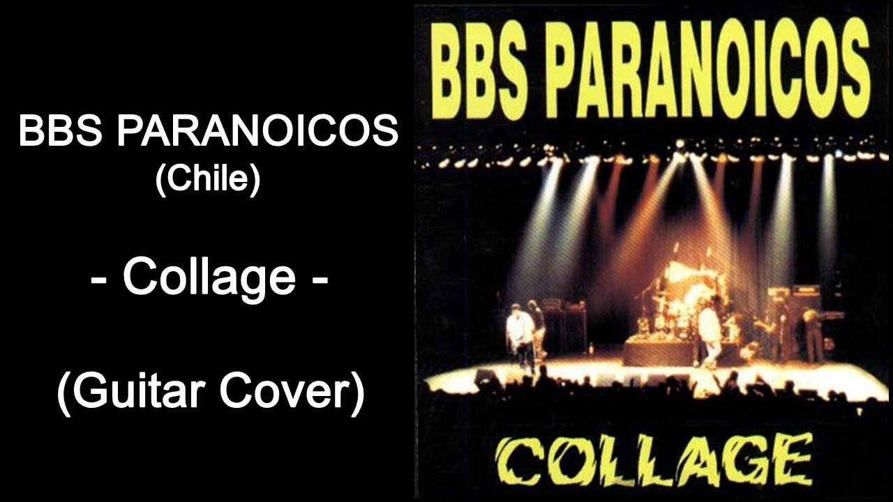 disco collage bbs paranoicos