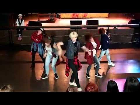16. Rizing Sun - SEVENTEEN - Jam Jam [K-POP Cover Battle, Stage #3, 2015]