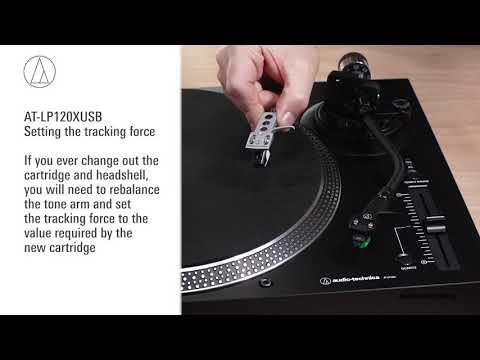 AT-LP120XUSB Setup | Direct-Drive Turntable (Analog & USB)
