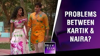 Problems between Kartik & Naira during Holi celebrations? | Yeh Rishta Kya Kehlata Hai