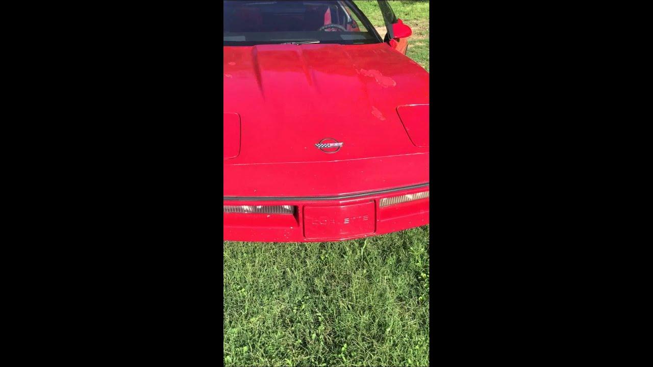 87 corvette for sale craigslist