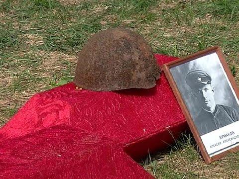 Курские поисковики вернули имена еще 12 ти бойцам Красной армии