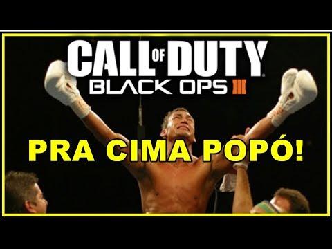 BLACK OPS 3 - PRA CIMA POPÓ!