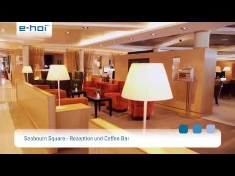 Seabourn Odyssey - 5-Sterne Luxusyacht